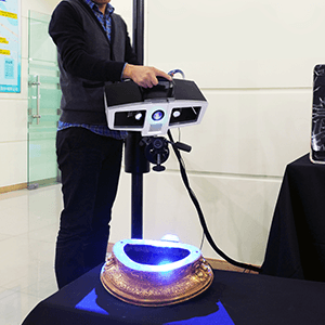 OptimScan-5M Metrology 3D Scanner example